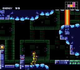Metroid Super Zero Mission - Hard Edition